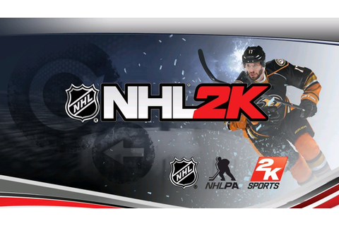 NHL 2K - Hockey Game Revisited! - YouTube