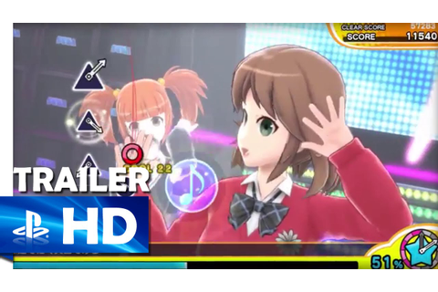 Miracle Girls Festival - Gameplay Teaser Trailer - PS Vita ...