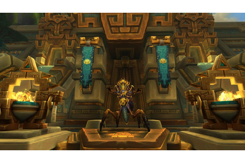 World of Warcraft's next expansion is Battle for Azeroth ...