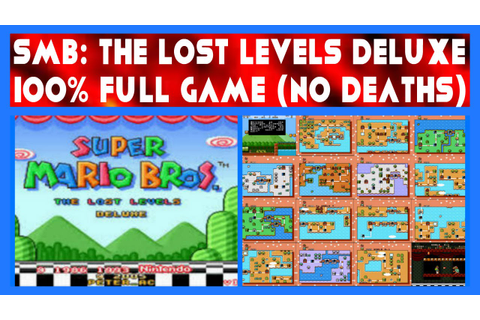 Super Mario Bros: The Lost Levels Enhanced - Full Game ...