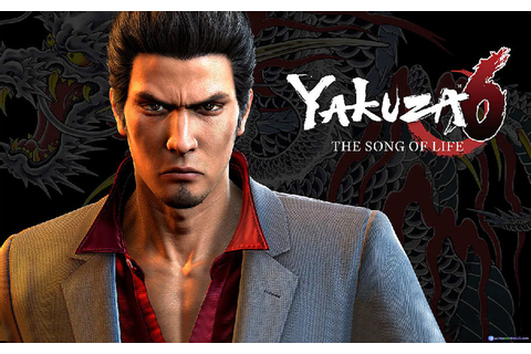 Latest Yakuza 6 Ryu ga Gotoku 6 HD Wallpapers | Games ...