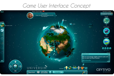 Indie Retro News: The Universim - New godlike universe ...