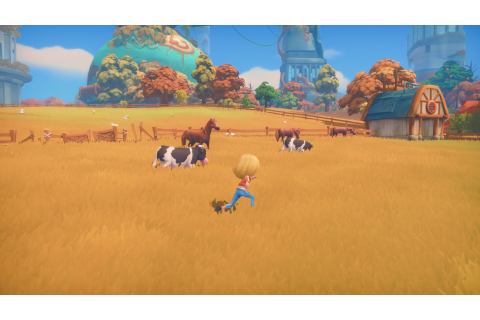 My Time at Portia is now available for early access on ...