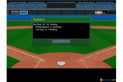 Front Page Sports: Baseball '94 download PC