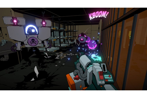 Void Bastards is a new strategy-shooter from Irrational ...