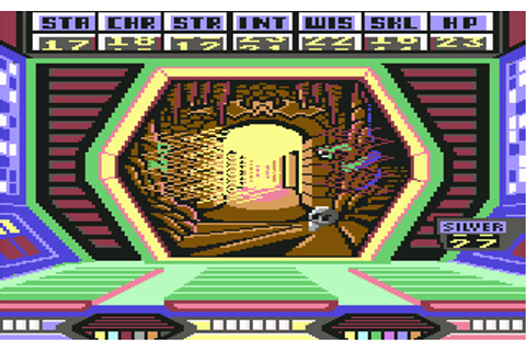Alternate Reality: The Dungeon Commodore 64 [c64 ...