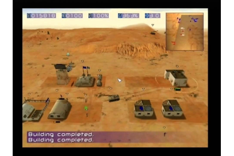 Conflict Zone Skirmish Gameplay PS2 Face To Face Part 1 ...