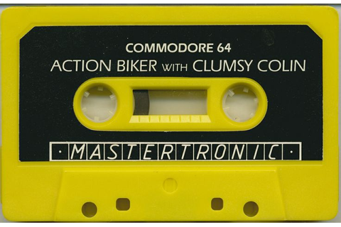 Action Biker With Clumsy Colin (1985) this was my most ...