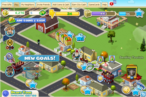 Fastest-growing game in history: Zynga's CityVille hits ...
