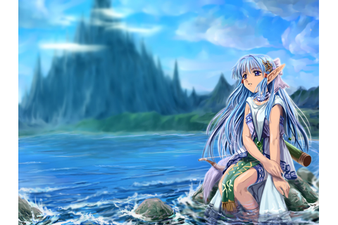 Picture Ys Ys: The Ark of Napishtim vdeo game