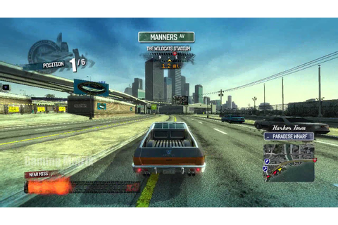 Burnout : Paradise City Game - Car Race Show Time - YouTube