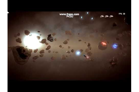 Asteroids game gameplay (new) - YouTube