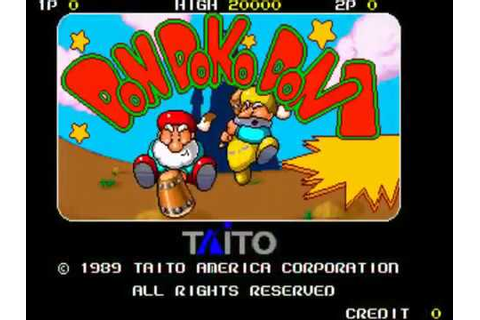 Don Doko Don Arcade - YouTube