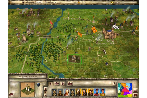 Lords Of The Realm 3 Game - Free Download Full Version For Pc