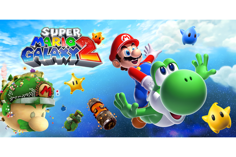 Super Mario Galaxy 2 | Wii | Games | Nintendo