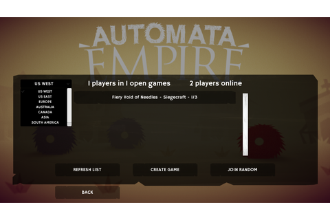 Automata Empire :: Multiplayer Beta