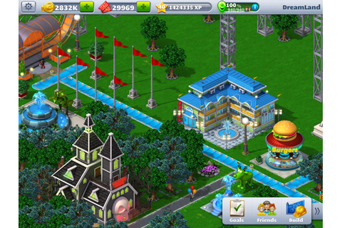 RollerCoaster Tycoon 4 Mobile - RollerCoaster Tycoon - The ...