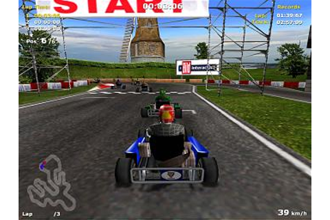 Screens: Michael Schumacher Racing World Kart 2002 - PC (1 ...