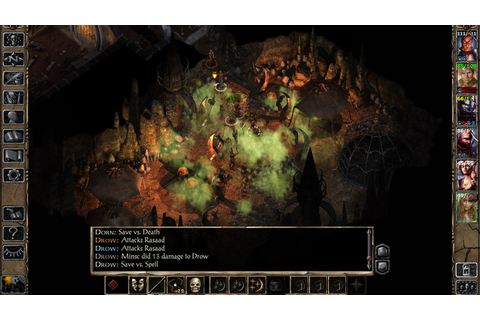 Baldur's Gate II: Enhanced Edition | macgamestore.com
