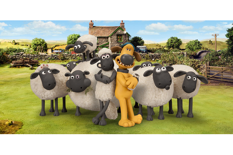 Shaun The Sheep | Games, videos and downloads | Boomerang