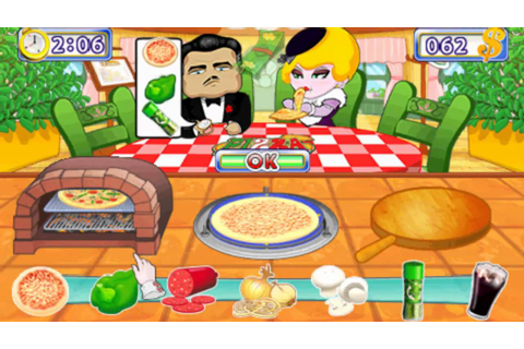 PSP Minis - Yummy Yummy Cooking Jam HD - YouTube