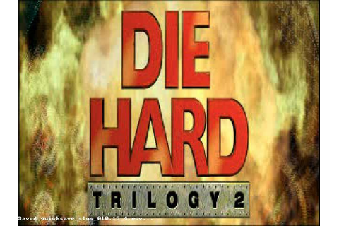 Nay's Game Reviews: Double Review: Die Hard Trilogies