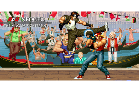 ACA NEOGEO THE KING OF FIGHTERS '94 | Nintendo Switch ...