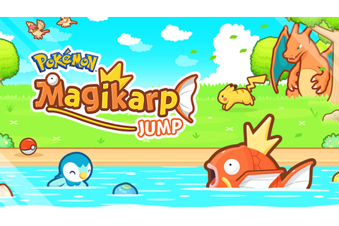 Pokemon Releases Magikarp Jump on Android and iOS - Legit ...
