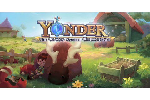 Yonder: The Cloud Catcher Chronicles | Nintendo Switch ...