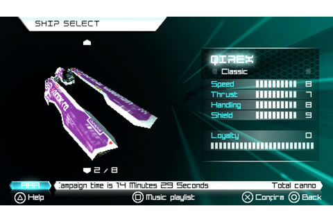 Wipeout Pulse (Game) | GamerClick.it