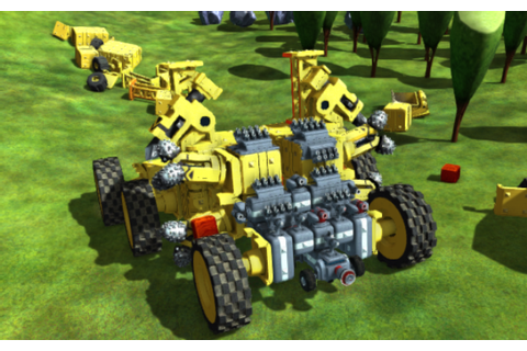 Share your TerraTech vehicles with other fans! news - Indie DB