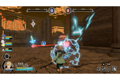 BLACK CLOVER: QUARTET KNIGHTS - Deluxe Edition [PC ...