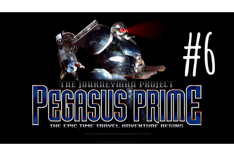 The Journeyman Project 1: Pegasus Prime Walkthrough - Part ...
