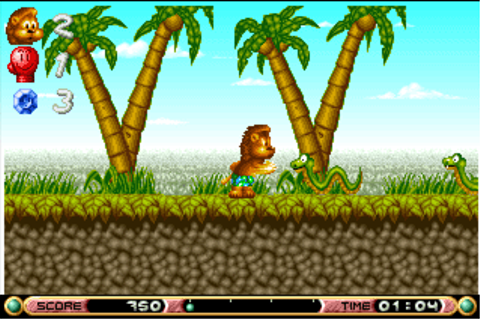 Brian The Lion AGA (Amiga) download