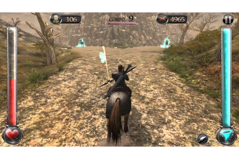 Endless Runner Game Arcane Knight Revealed | Touch Tap Play