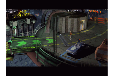 Скриншоты Nightlong: Union City Conspiracy на Old-Games.RU