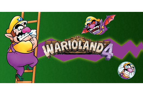 Wario Land 4 | Game Boy Advance | Games | Nintendo