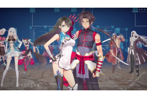 Blade Arcus from Shining: Battle Arena - Download Free ...