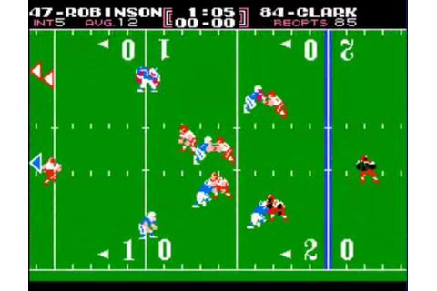 Tecmo Bowl vs NFL Blitz: Top Non-Madden Football Video ...
