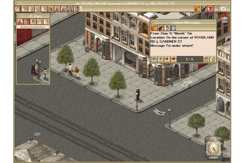 Gangsters: Organized Crime (Windows) - My Abandonware