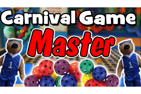 Carnival Game Master! - YouTube