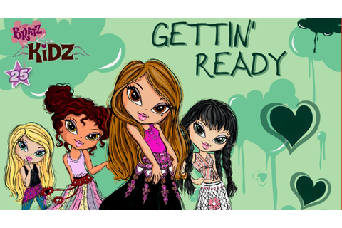 Bratz Kidz - Gettin' Ready (New Bratz Game for Girls ...