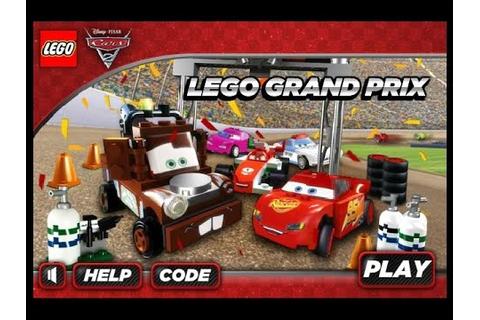 Grand Prix Lego Cars 2 Car Racing Games - games for kids ...