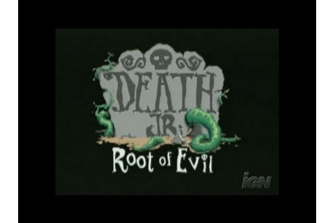 Death Jr. and the Science Fair of Doom Nintendo DS Trailer ...