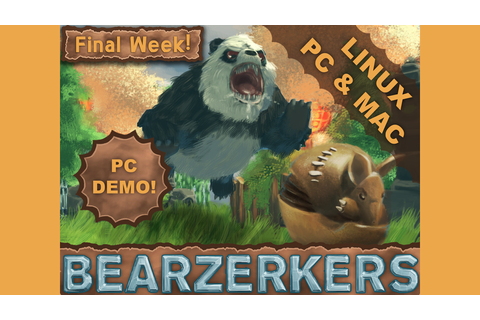 BEARZERKERS - Subversive Indirect Multiplayer- PC DEMO OUT ...