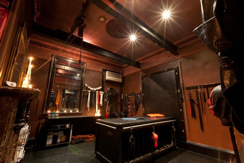 The Brass Room at Salon Kitty's:: BDSM in Sydney: http ...