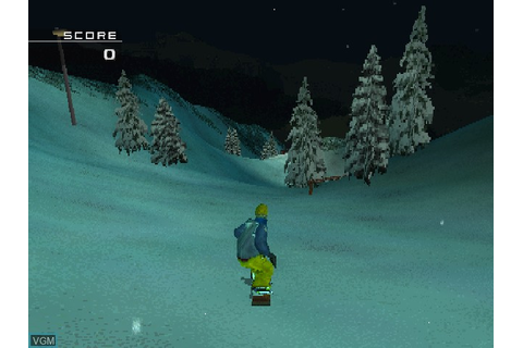 MTV Sports - Snowboarding for Sony Playstation - The Video ...