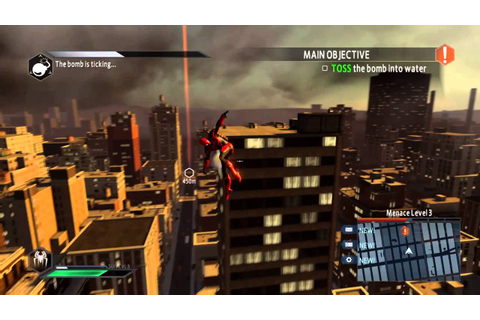 The Amazing Spider-Man 2 Video Game Anti Sinister-Six ...