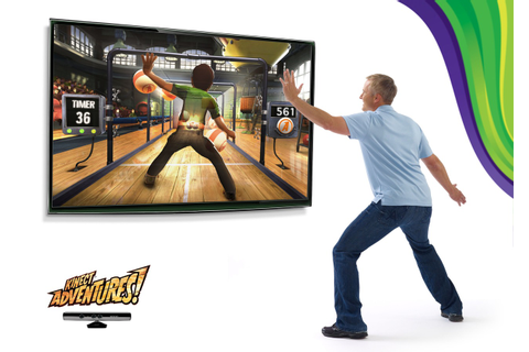 Test Kinect Adventures ! (Xbox 360 Kinect) - page 1- GamAlive