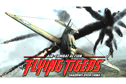FLYING TIGERS: SHADOWS OVER CHINA Gameplay [60FPS] [Early ...